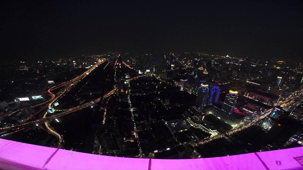 Du lịch Thái Lan nhớ ghé Baiyoke Sky thưởng thức Buffet có 1-0-2