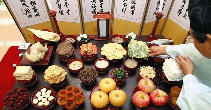 Phong tục đón Tết Nguyên Đán tại Hàn Quốc